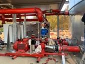 Executie instalatii sprinklere, hidranti interiori, statie pompe